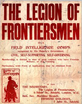 Legion of Frontiersmen Collection